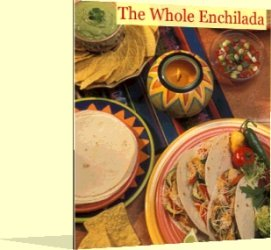 enchilada mexican food recipe