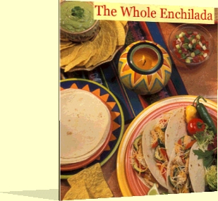 enchilada mexican food recipe